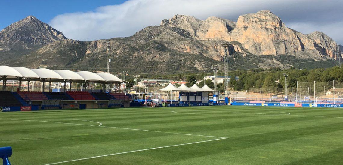 La Nucia Spania Fotball