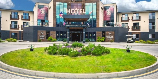 gniewine-poland-football-hotel-front-new